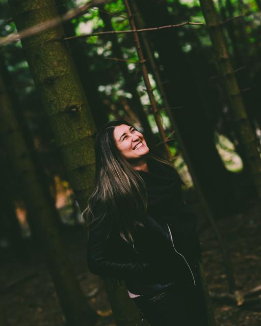 Haust i skogen